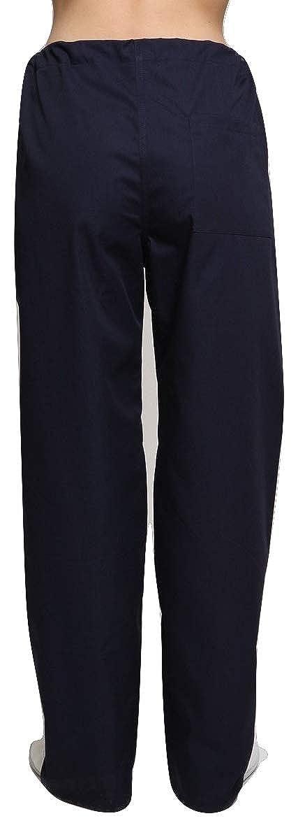 Pantalón de pijama de personal sanitario, hospitales, quirófano, veterinarios (varios colores, unisex, tallas XS a 4XL): Amazon.es: Ropa y accesorios