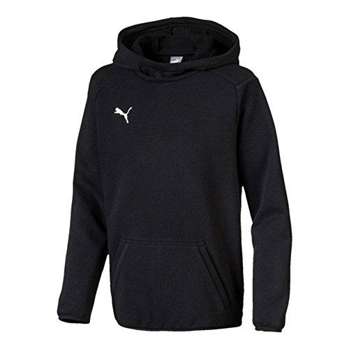大工犯すバッジPUMA(プーマ)ジュニア サッカーウェア トレーニングシャツ LIGA カジュアル フーディー 655858