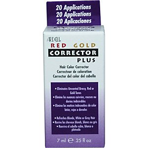 ARDELL Red Gold Corrector Plus Hair Color Corrector 0.25oz/7ml (20 ()