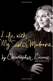 madonna unauthorized by christopher andersen 1991 12 05