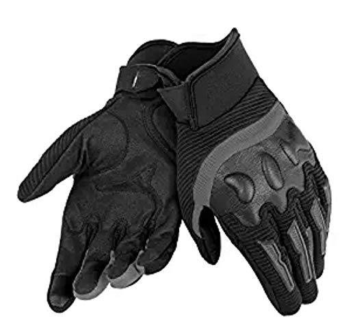 Dainese Air Frame Unisex Gloves (Medium) (Black/Black)