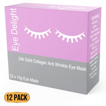 collagen eye masks from Foot Peel