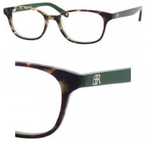 BANANA REPUBLIC Monture lunettes de vue COLEEN 0JZW Olive Carapace 49MM
