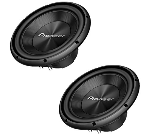 Two Pioneer TS-A300D4 12