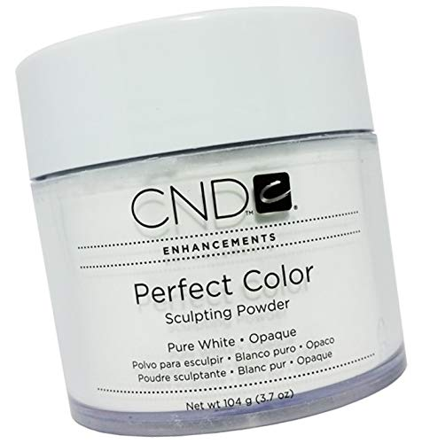 NEW Perfect Color Sculpting Pure White Opaque - Sheer Create natural looking enhancements: 3.7 oz (Solarnail Liquid)