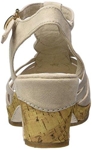 Cuña Mujer Beige Tozzi Marco Dune 28005 con para 405 Sandalias gvIvCwAq