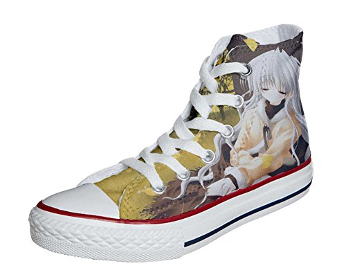 Converse All Star personalisierte Schuhe (Custom Produkt) Autunno H5peo