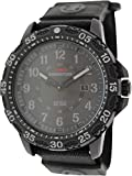 Timex Men's Expedition T49997 Black Cloth Analog Quartz Watch