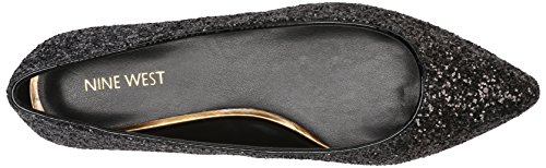 Nine West Oleena Ballet Flat Bronze/Black