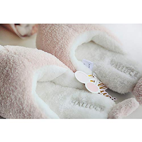 Antiscivolo Pantofole Le Caldi Scarpe Invernali Novità Morbidi Animale Calza Interno Casa Ytdoo Da Adorabili Donne Pantofola Peluche Fumetto Domestico 3d Per wPOq0FEHF
