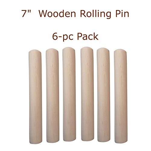 Wooden Rolling Dough Pizza Baking product image