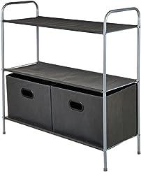 AmazonBasics Closet Storage Organizer wi...