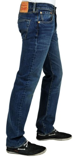 501 Fit Levisoriginal Jeans Uomo Bleu scprpio Levi's 8Avqw1A