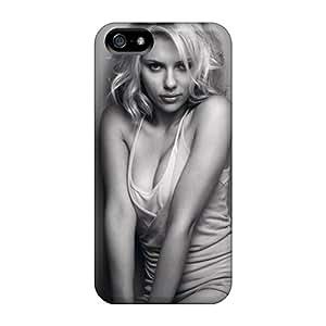 CJPUbSL1031pgwic GuyMWam Scarlett Johansson Durable Iphone 5/5s Tpu Flexible Soft Case