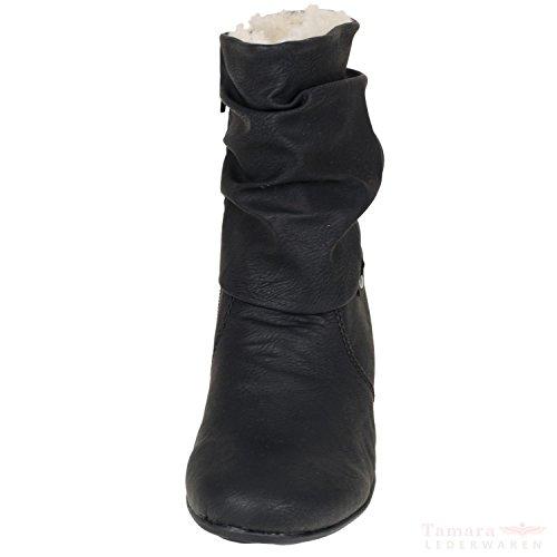 Rieker - Botas para mujer