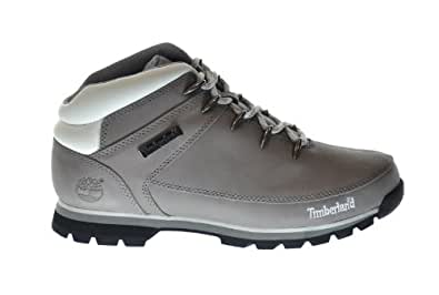 Timberland Earthkeepers Euro Sprint Men's Boots Grey/Black 6833r (7.5 D(M) US)