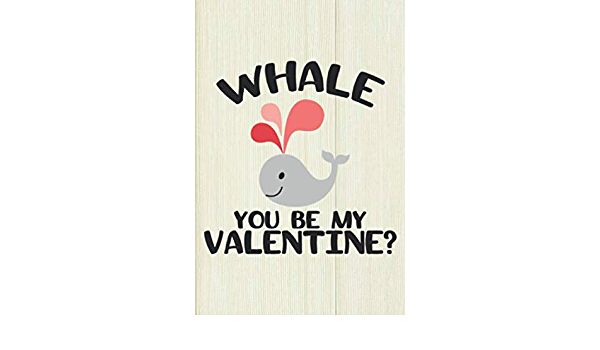 Valentine Love Card I Love You Tons Whales