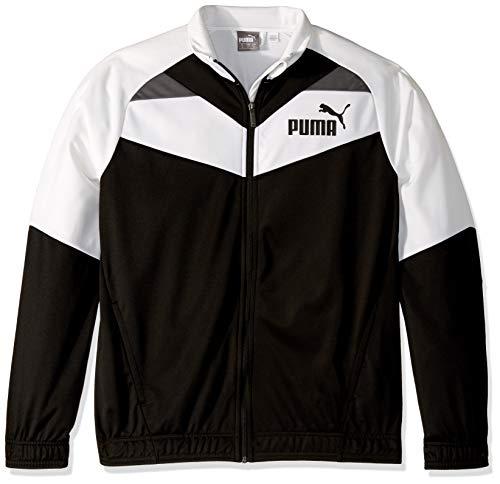 PUMA Men's Iconic Tricot Jacket, Peacoat-Indigo Bunting, -