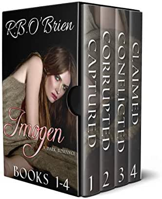 IMOGEN BOXED SET I: A Dystopian, War-Time Love Story