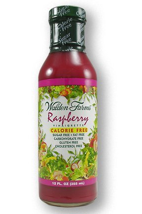 - Walden Farms Raspberry Vinaigrette, 12oz (6 pack)