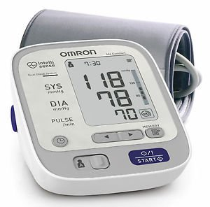 Brand New Omron M6 Fully Automatic Blood Pressure Monitor Wi