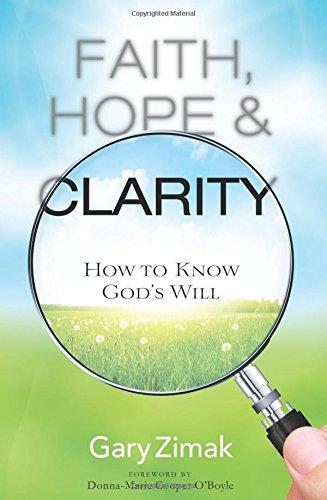 Faith Hope Clarity Know Gods product image