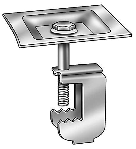 Grating Fasteners 316 Stainless Steel Grating Clip; PK25 - ZSSGG1E by Grating Fasteners