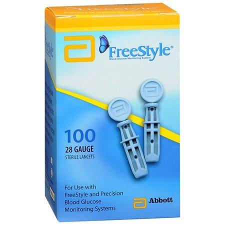 Lancet Freestyle 13001 100