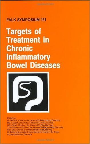 Book Targets of Treatment in Chronic Inflammatory Bowel Diseases (Falk Symposium)