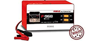 Ferve - Battery Charger Automatic 24 95Ah 4 8A F968, Color 0 ...