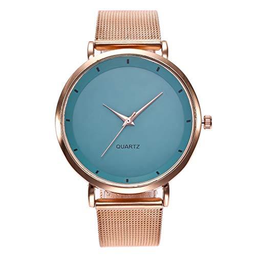 Zhou Lianfa Quartz Watch Men's Leather Strap Korean Watches for Women Simple Under 5 ❤ Best Gifts for Lovers