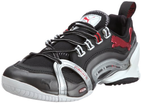 Puma Eliminate 1.1 Sports Shoes - Indoors Unisex-Adult Black VpXTeHWc