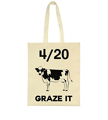 It Cow Cool 4 20 Tote Bag Graze UHZpBCqx7w