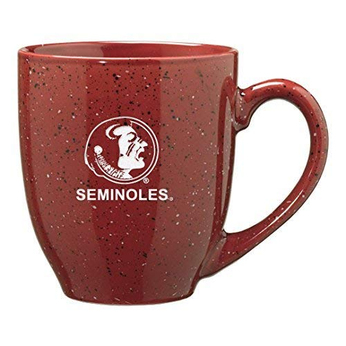 LXG, Inc. Florida State University - 16-ounce Ceramic Coffee Mug - Burgundy ()