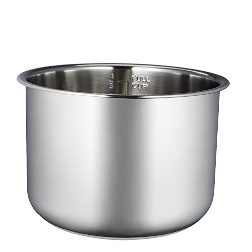 COSORI Stainless Steel Inner Pot for 2 Quart Mini Pressure Cooker by COSORI