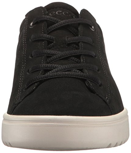 ECCO Women's Fara Tie Fashion Sneaker Black Nubuck discount exclusive wphgQt