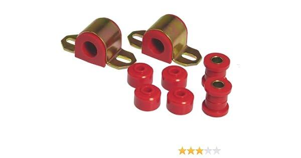 Prothane 18-1106 Red 23 mm Front Sway Bar Bushing Kit