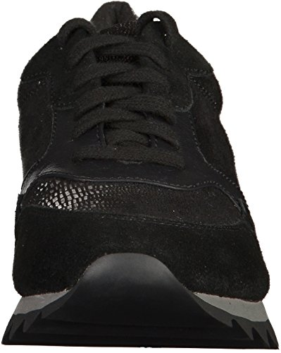 Grey022 Tamaris 23610 Schwarz Black Damen Schwarz Sneakers BY88qFxaw