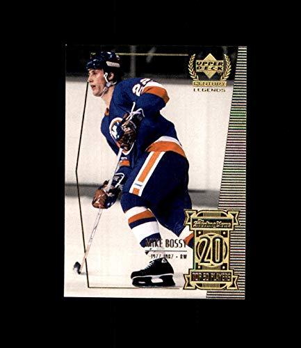 1999-00 Upper Deck Century Legends #20 Mike Bossy NEW YORK ISLANDERS