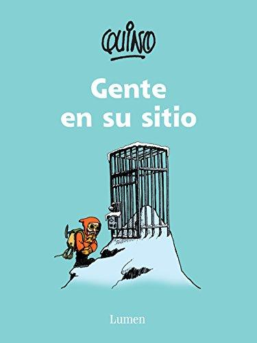 Gente en su sitio / People in place (Spanish - Sitio In