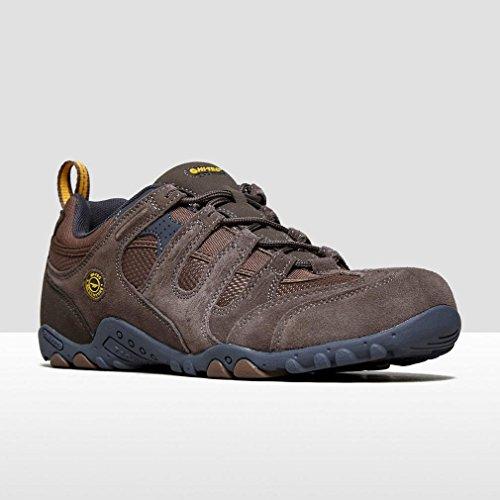 Hi Tec Saunter Womens Walking Shoes Scarpe all'aperto Boot Brown, Marrone, 42