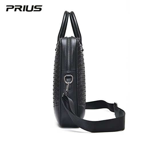Männer Handtaschen Rindsleder Lederkoffer Bulk - Tasche Business Tasche Computer - Tasche