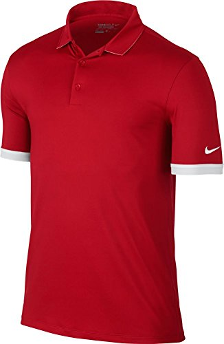 Nike Icon Solid Golf Polo 2016 University Red XX-Large