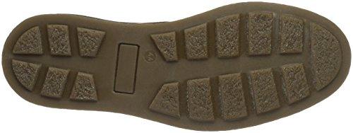 neoneo Bene - Botas de Piel para hombre, color marrón, talla Marrón (Cognac)