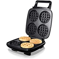 Burgess Brothers ChurWaffle Maker · Specialty Waffle Maker · Makes 4 Waffles at a Time · Premium Non-Stick Plates…