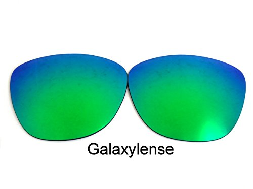 Galaxy Replacement Lenses for Oakley Frogskins Polarized !6 COLOR AVAILABLE. (Green, - Lenses Polarized Replacement Frogskin Oakley