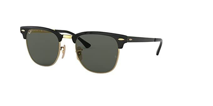 Ray-Ban RB3716 CLUBMASTER METAL Sunglasses For Men For Women