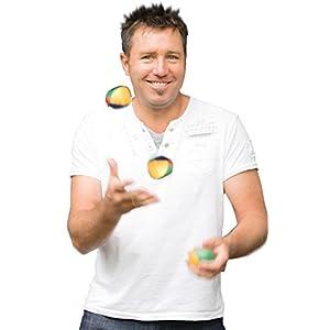 toss juggling