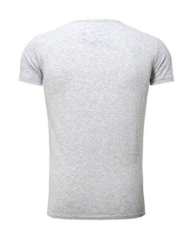 Gris Akito Shirt Tee Tanaka Scooter SBrqBIw