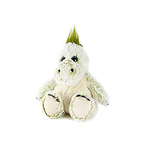 (Warmies Cozy Plush Marshmallow Dinosaur Microwaveable Soft Toy)